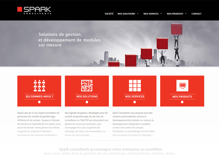 spark-site-page